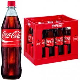 Coca Cola 12x1,0l Kasten PET