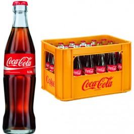 Coca Cola 24x0,33l Kasten Glas