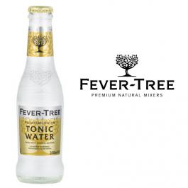 Fever Tree Indian Tonic Water 24x0,2l Kasten Glas