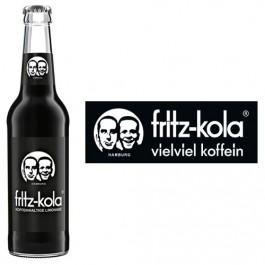 Fritz Kola 24x0,33l Kasten Glas