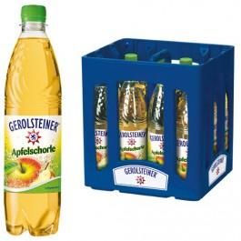 Gerolsteiner Apfelschorle 12x0,75l Kasten PET