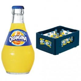 Orangina gelb 15x0,25l Kasten Glas