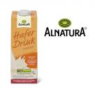 Alnatura Haferdrink Bio ungesüßt 8x1,0l Karton