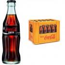 Coca Cola Zero 24x0,2l Kasten Glas