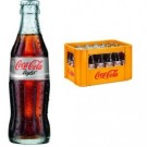 Coca Cola light 24x0,2l Kasten Glas
