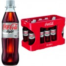 Coca Cola light 12x0,5l Kasten PET  EW