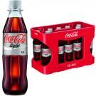 Coca Cola light 12x0,5l Kasten PET  EW