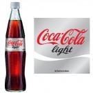 Coca Cola light 20x0,5l Kasten Glas