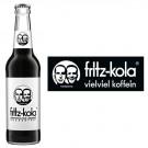 Fritz Kola zuckerfrei 24x0,33l Kasten Glas