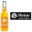 Fritz Orange 24x0,33l Kasten Glas