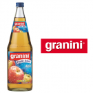 Granini Fruchtschorle Apfel klar 6x1,0l Kasten Glas