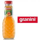 Granini Pfirsich Nektar 24x0,2l Kasten Glas
