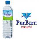 Pur Born Naturell 12x1,0l Kasten PET
